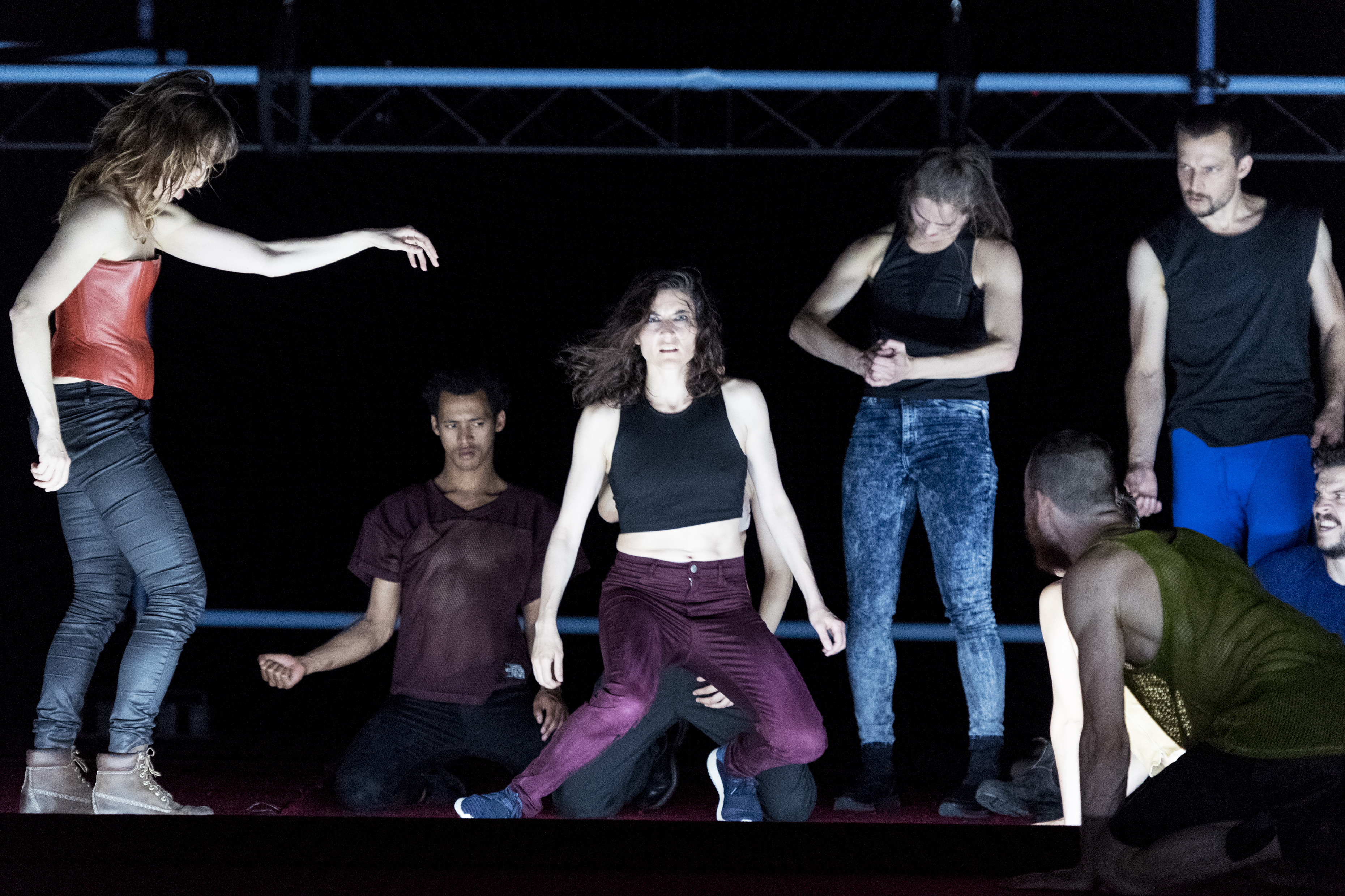 Protagonist Dansens Hus CullbergbalettenKoreograf Jefta van Dinther